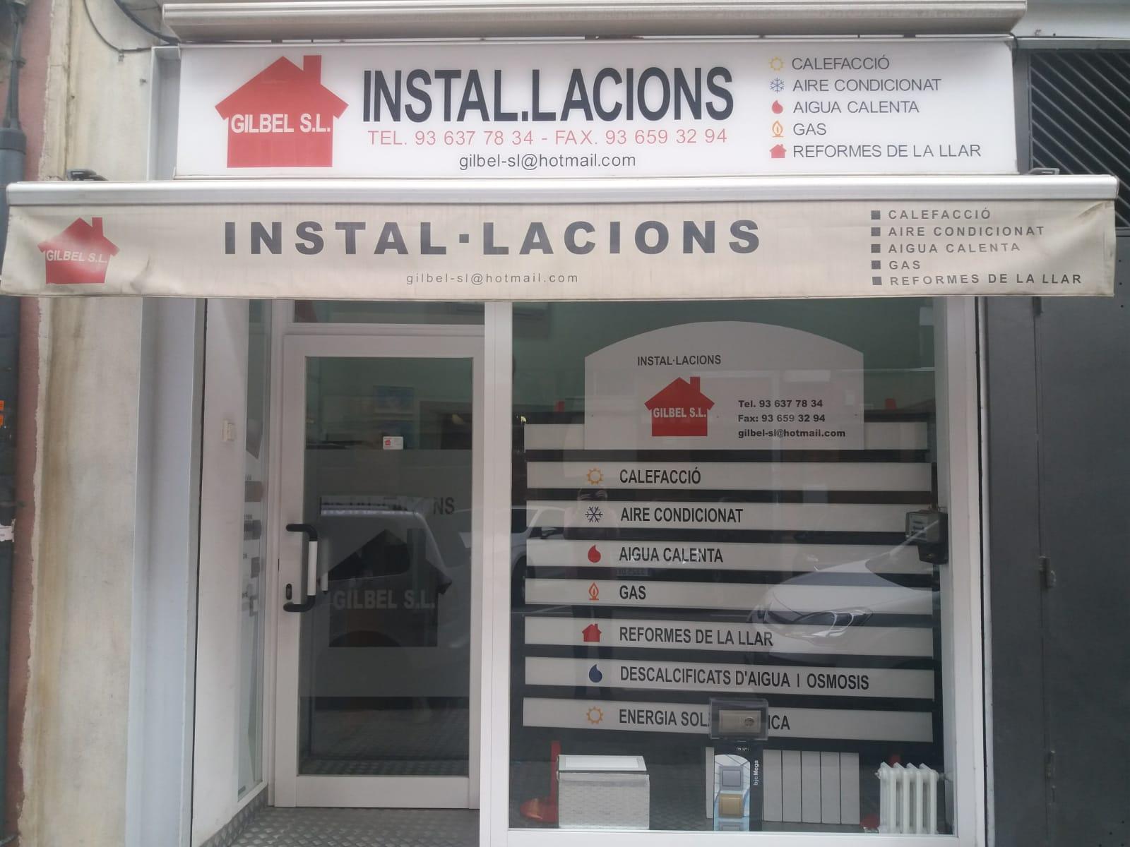 INSTAL·LACIONS GILBEL, S.L.